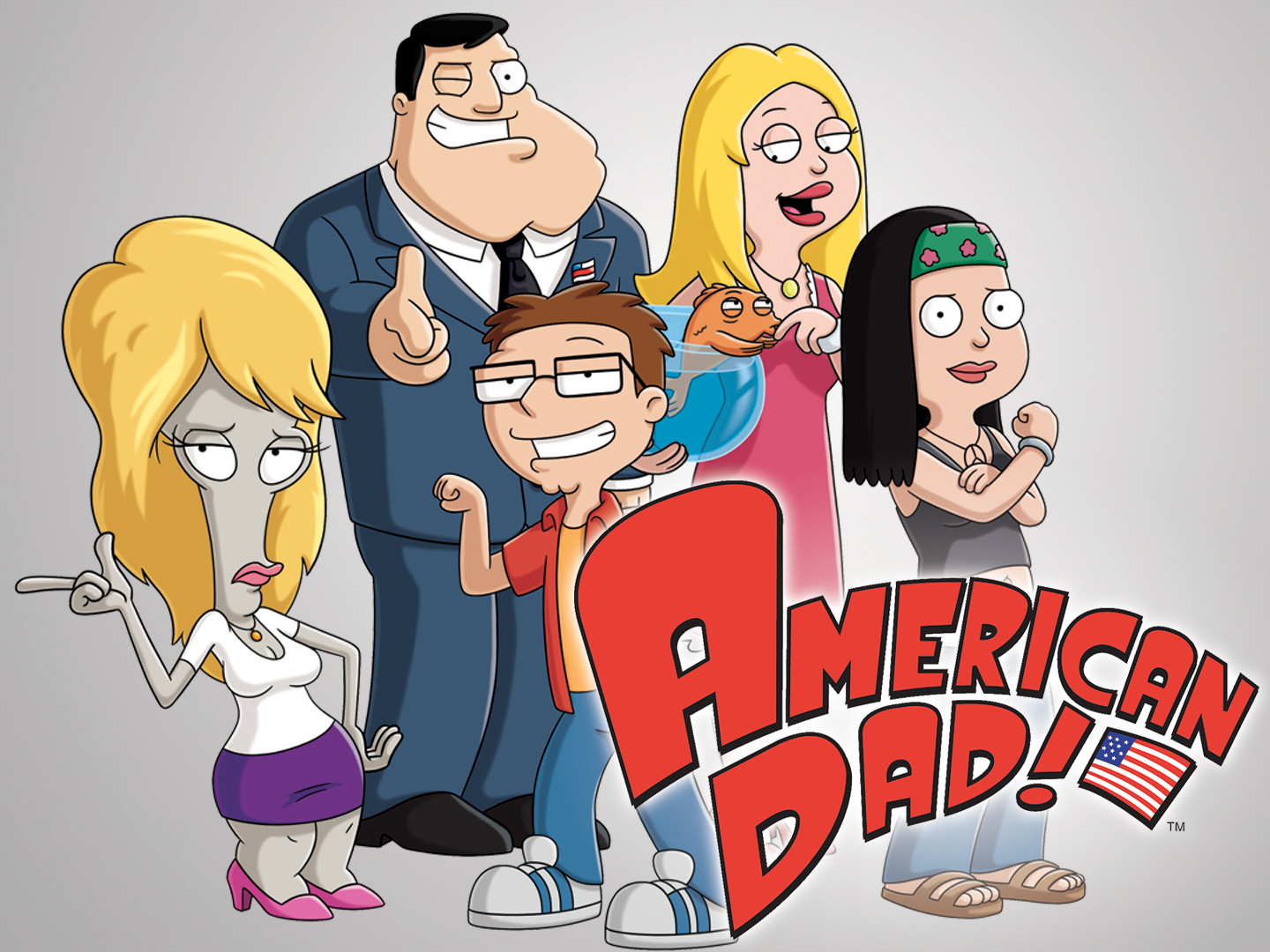 American Dad the animated TV show