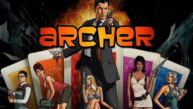 Archer the TV Series